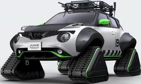 Juke Personalization Adventure Concept