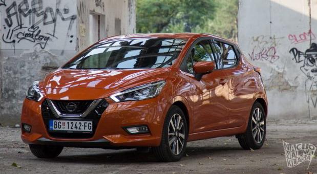 Nissan Micra 0.9 IG-T
