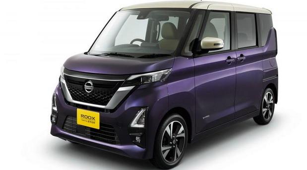 Nissan Roox Highway Star