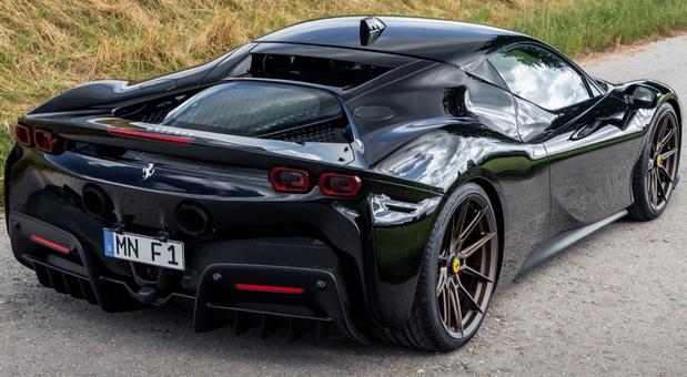 Novitec Ferrari SF90 Stradale