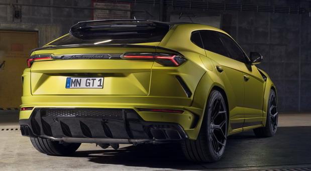 Novitec Lamborghini Urus