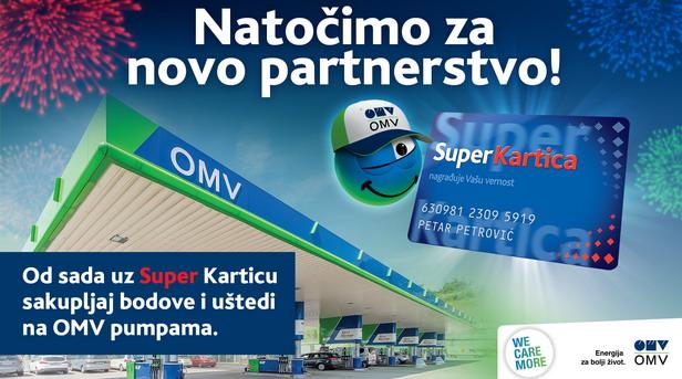 OMV Super kartica