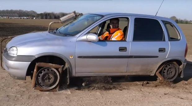 Opel Corsa točkovi