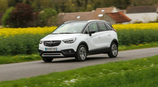 Opel Crossland X 1.6 D/120 Innovation