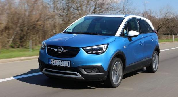 Opel Crossland X 1,5 DT Innovation