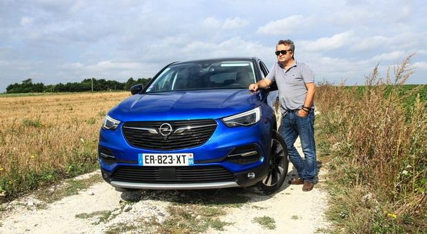 Opel Grandland X 1.2 Turbo/130 Ultimate