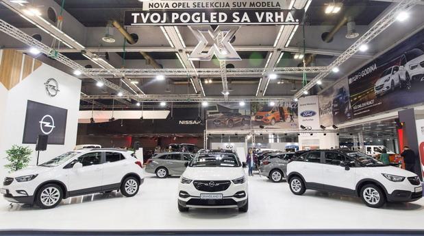 Opel X porodica