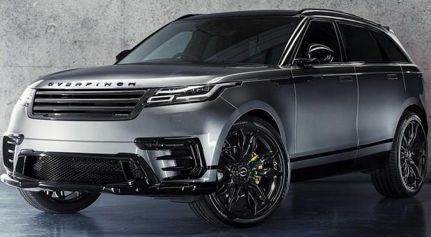 Overfinch Range Rover Velar