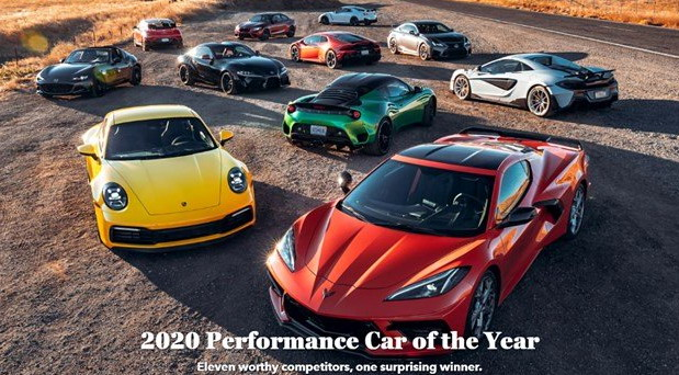 Performance Car of the Year