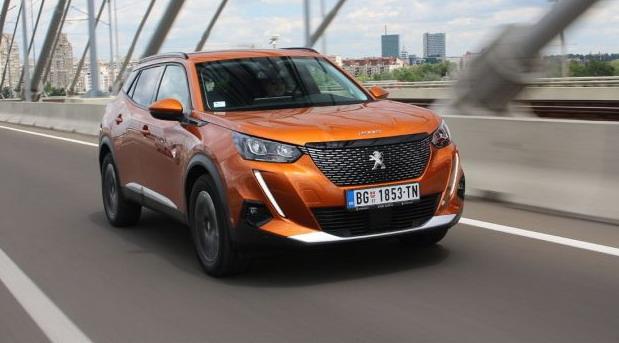 Peugeot 2008 1,2 PureTech Allure