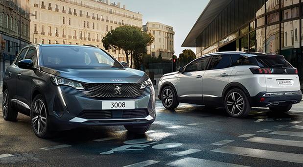 Akcijska ponuda za Peugeot 3008