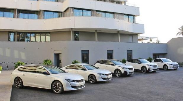 Peugeot elektrifikovana gama