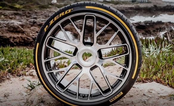 Pirelli guma sa senzorima