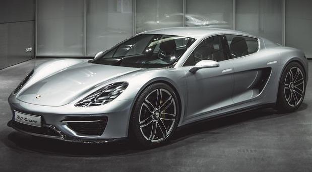 Porsche 960 Vision Turismo
