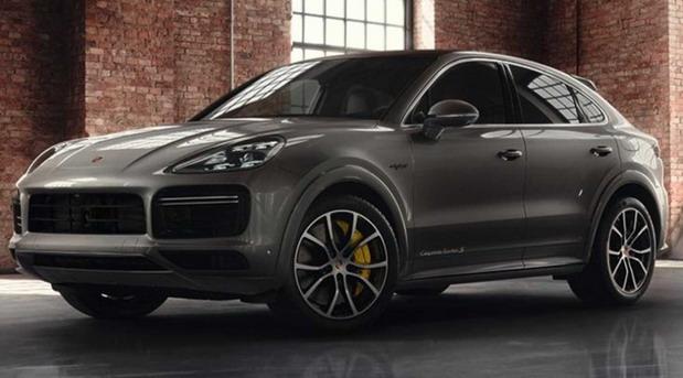 Porsche Exclusive Cayenne Coupe Turbo S E-Hybrid