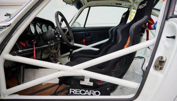 Porsche 1995 911 Cup 3.8 RSR EVO
