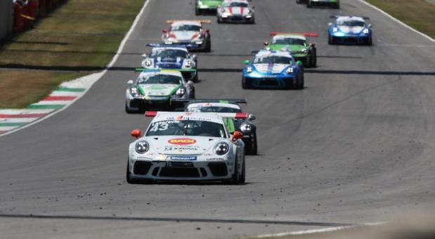 Porsche Cup Italia