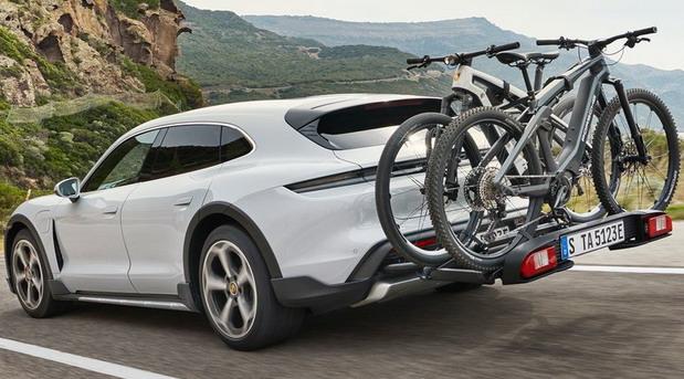 Porsche e Bike