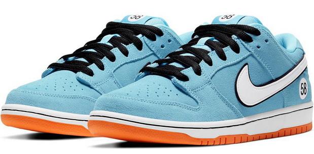 "Nike SB ""Gulf"" Dunk"