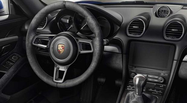 Porsche Exclusive 718 Spyder
