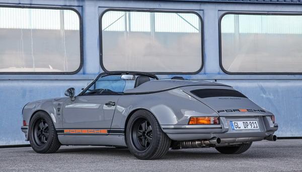 DP Motorsport 911 Speedster