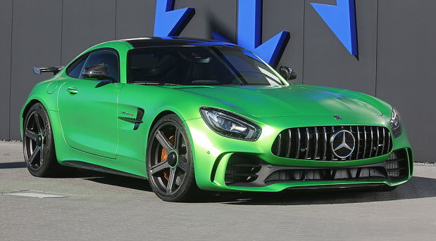Posaidon Mercedes-AMG GT R