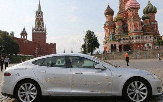 Tesla Moskva