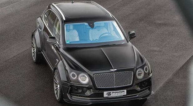 Prior Design Bentley Bentayga