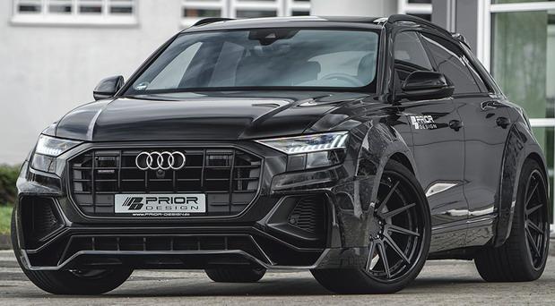 Prior Design Audi Q8