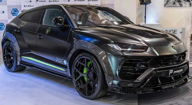 Prior Design Lamborghini Urus