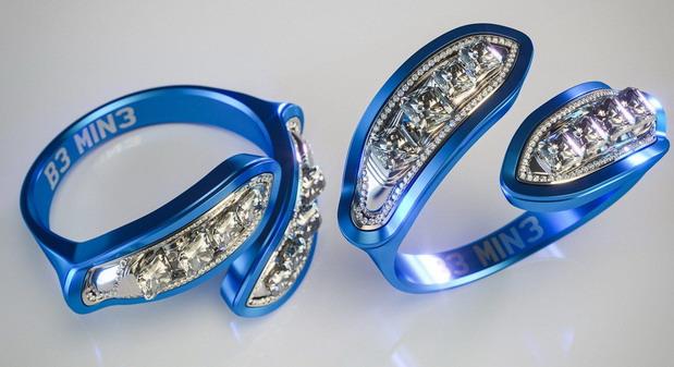 'Oktanski' prsten
