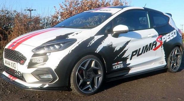 Pumaspeed Ford Fiesta ST