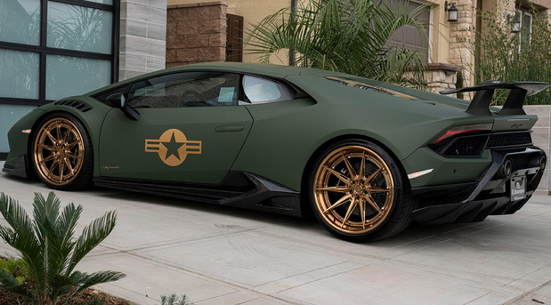 R1 Motorsport Lamborghini Huracan Performante