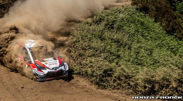 WRC 2019, Vodafone Rally de Portugal