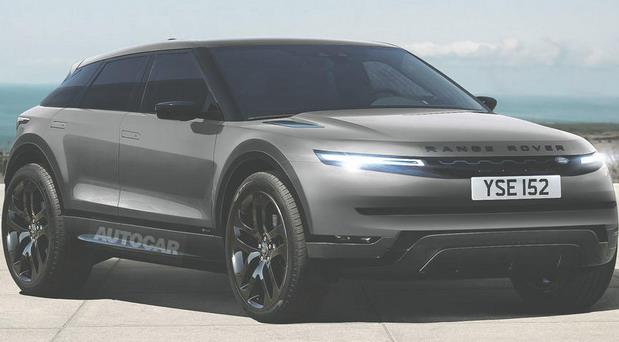 Električni Range Rover