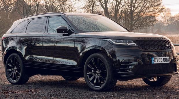 Range Rover Velar R-Dynamic Black Limited Edition
