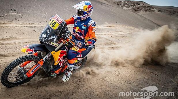 KTM Dakar