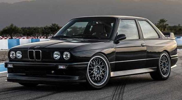 Redux BMW E30 M3