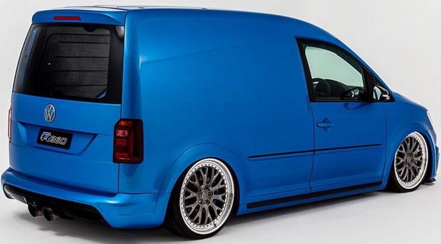 Volkswagen Caddy R 360