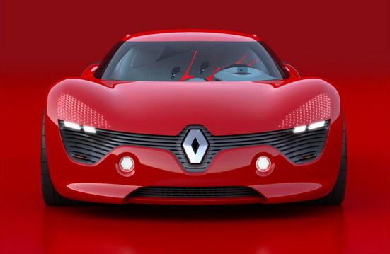 Renault boje