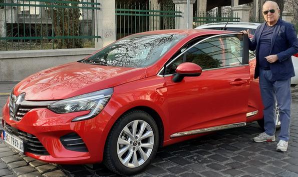 Renault Clio Intens TCe 100 LPG