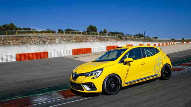 Renault Clio Cup 1.3 turbo