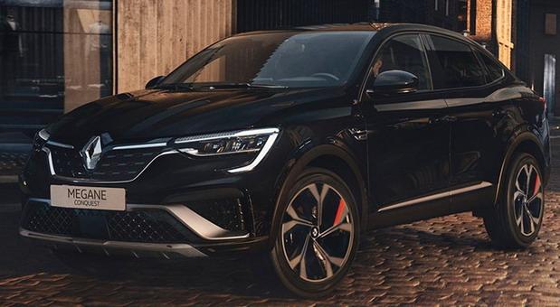 Renault Megane Conquest