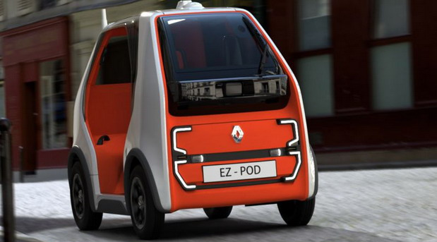 Renault EZ-POD concept