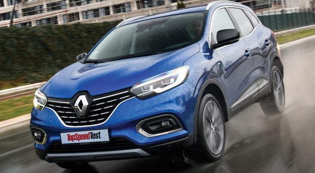 Renault Kadjar Blue dCi 150 4WD