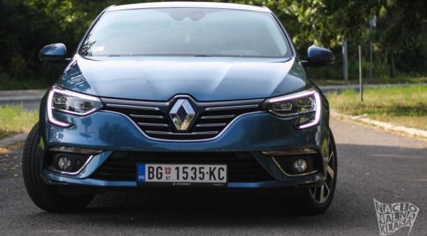 Renault Megane TCe 140