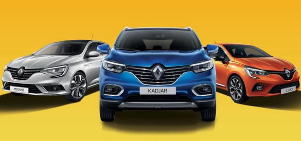 Renault ponuda