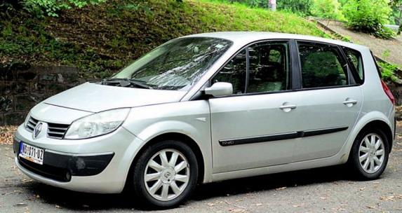 Polovni Renault Scenic