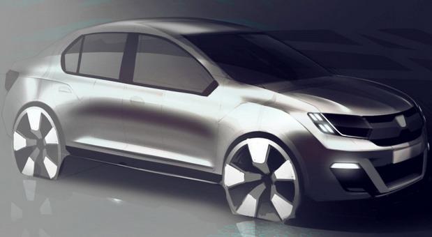 Renault sedan