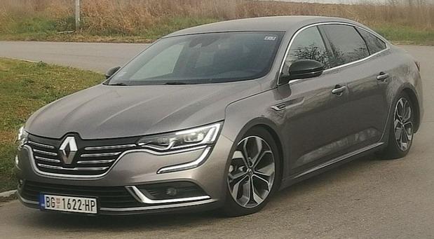 Renault Talisman 2.0 dci EDC